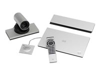Cisco TelePresence System SX20N Quick Set with Precision 40 Camera - Videokonferansesett CTS-SX20N-P40-K9